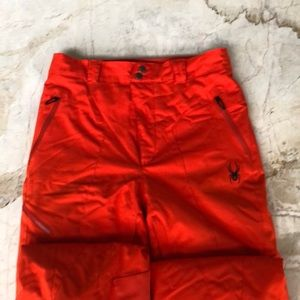 Boys SPYDER ski pants